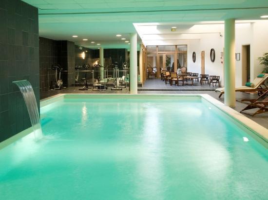 Best Western Amiral Hotel: Indoor Pool