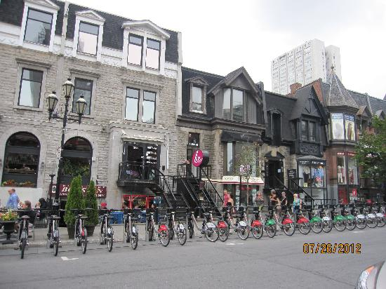 Hotels On St Laurent Street Montreal