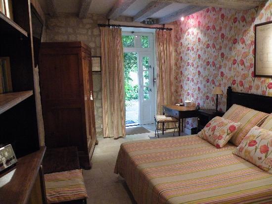 Hotel Diderot: La suite du Jardin...