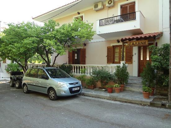 Pension Galini Ireon Village : West side