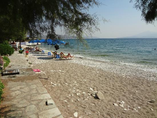Pension Galini Ireon Village : Nearby beach