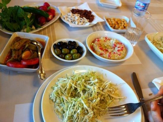 Al halabi: the food