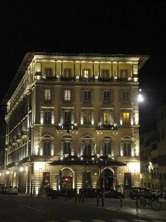 The St. Regis Florence: Hotel facade