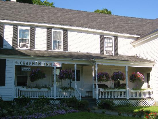 Chapman Inn Porch