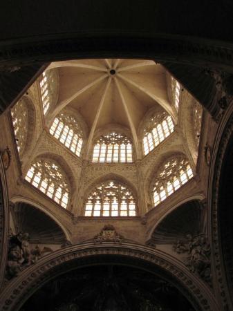 Catedral de Valencia: la Catedral - inside