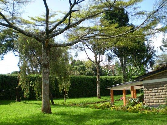 Loresho House: Gardens