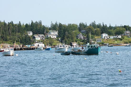 Monhegan Boat Line: Port Clyde