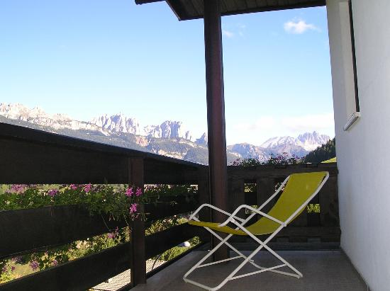 Hotel La Campagnola: Panoram dal balcone