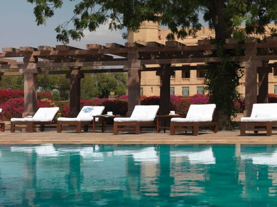 Umaid Bhawan Palace Jodhpur: Outdoor Pool