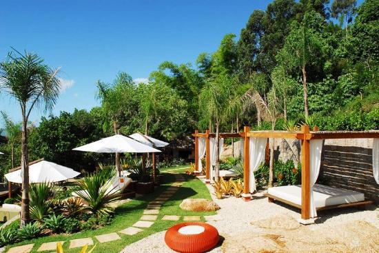 Ponta dos Ganchos Exclusive Resort: Veleza