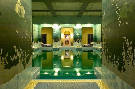 Umaid Bhawan Palace Jodhpur: Zodiac Pool