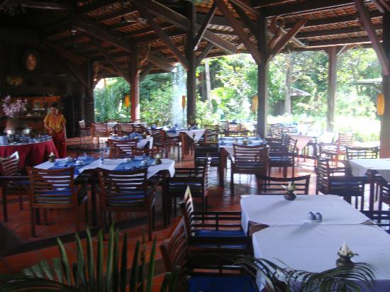 Angkor Village Hotel: le restaurant