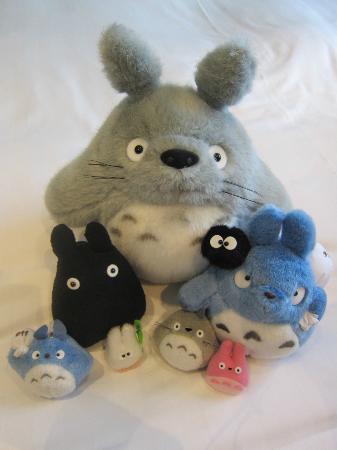 Musée Ghibli : My new Japanese friends!