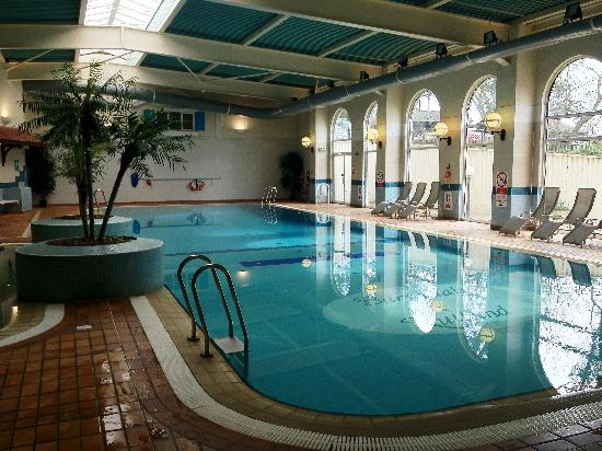 Swimming Pool Picture Of Barnsdale Hall Hotel Barnsdale Tripadvisor