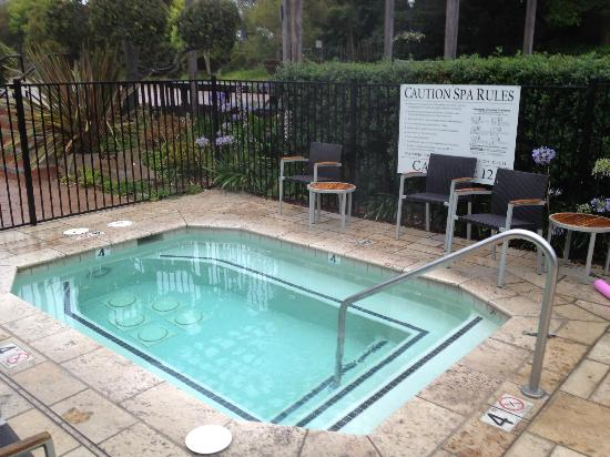 Whirlpool picture of hyatt regency monterey hotel and for Pool show monterey