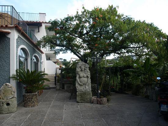 Hotel Villa Cimmentorosso: Ingresso