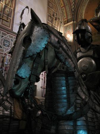 Stibbert Museum: cavaliere