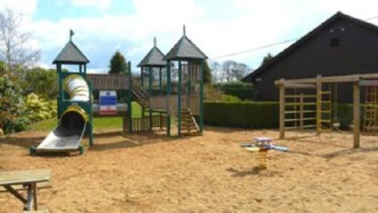 Barnsdale, UK: Play Area