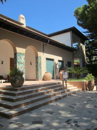 B&B Mondello Resort: The villa