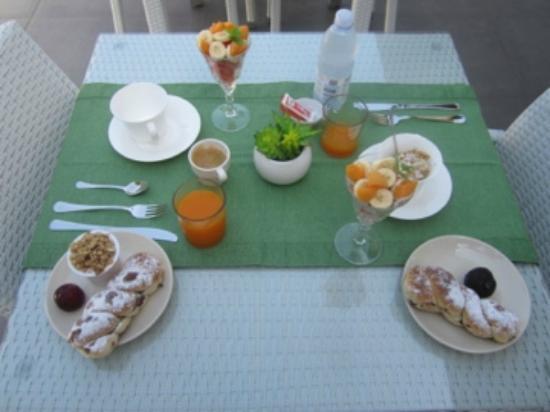 B&B Mondello Resort: The most delicious breakfast ever !