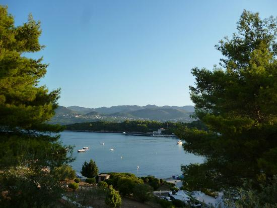 TUI SENSIMAR Kalamota Island Resort: Balcony view