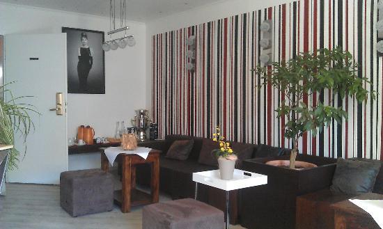 Hotel Ziegelruh: Wohnzimmer