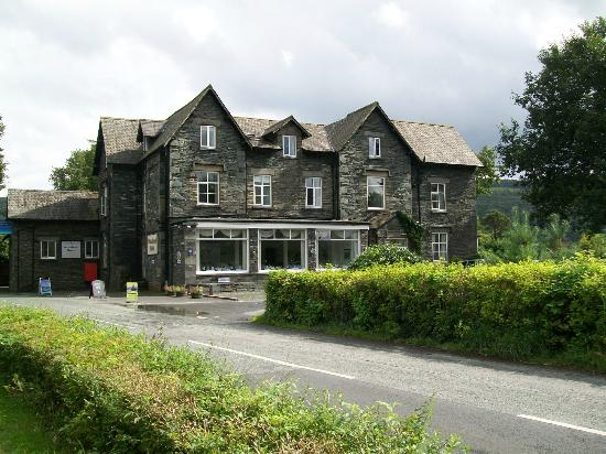 Waterhead Hotel: Front of hotel