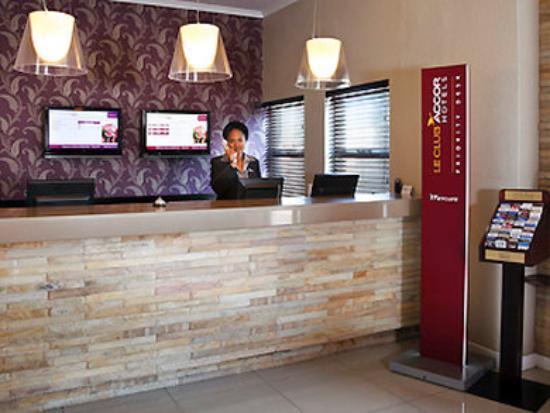Mercure Suites Bedfordview: Recreational Facilities