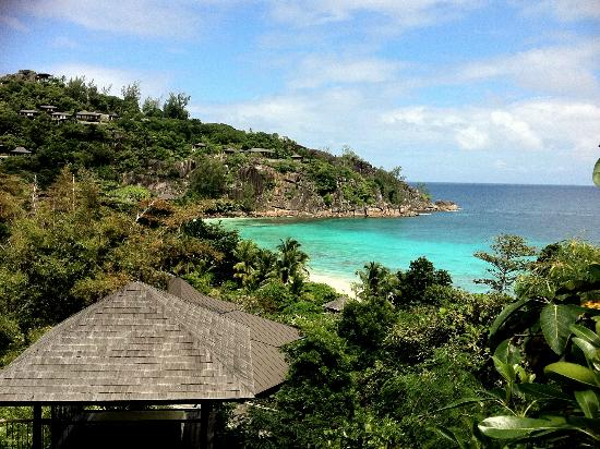 beach picture of four seasons resort seychelles baie lazare tripadvisor. Black Bedroom Furniture Sets. Home Design Ideas