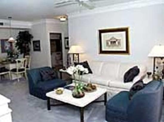 Oakwood at Camden Preserve: Living Room
