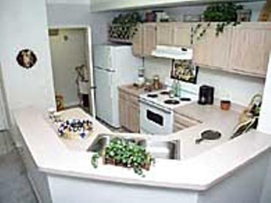 Oakwood at Camden Preserve: Kitchen