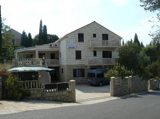 Villa Radovic: Общий вид виллы