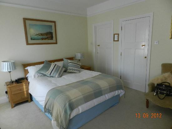 Chestnuts House: Room number 1