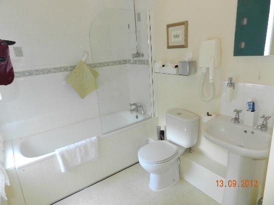 Chestnuts House: big bathroom