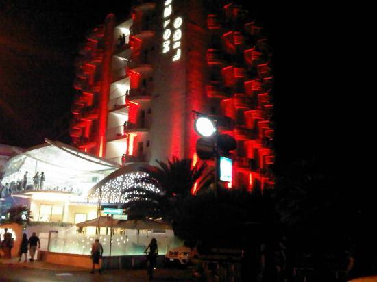 Hotel Lido: VISTA HOTEL