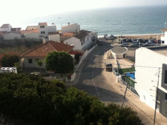 Pension A Mare Bed & Breakfast : View from Aprtment A