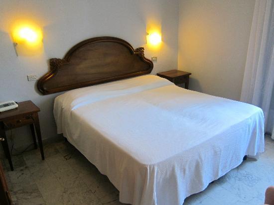 Hotel Poseidon: camere