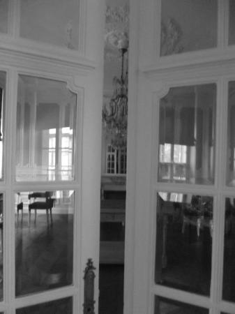Cambrai, France: salle de restaurant
