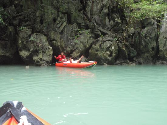 Khao Lak Land Discovery - Day Tours: Sea Cave Canoeing - beautiful.