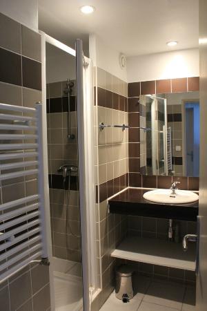 Belambra Clubs - Les Grands Espaces : Salle de bain