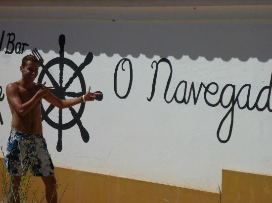 O Navegador: me with pointing out where to go!