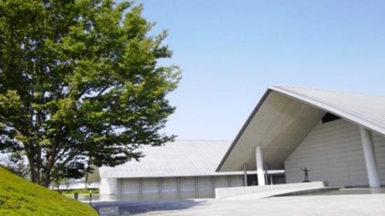 Sagawa Art Museum: 平日に行ったのでとても静かでした。