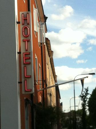 Hotell Gillet: Exterior image