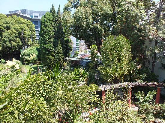 Quintinha Sao Joao: gardens