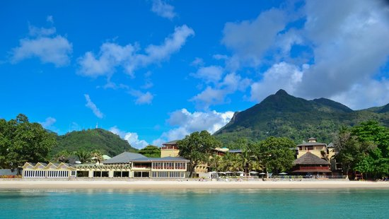 Coral Strand Smart Choice Hotel Seychelles: The Coral Strand Smart Choice Hotel