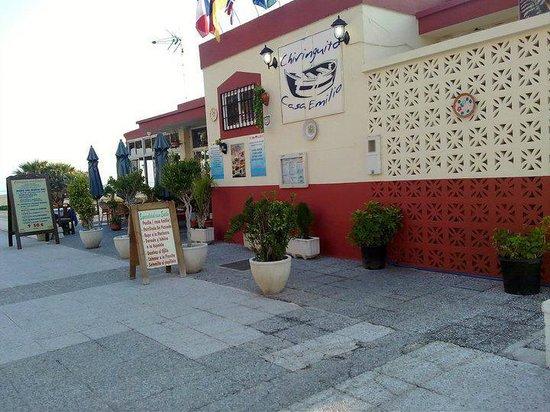 Salobrena, Spagna: Casa Emilio