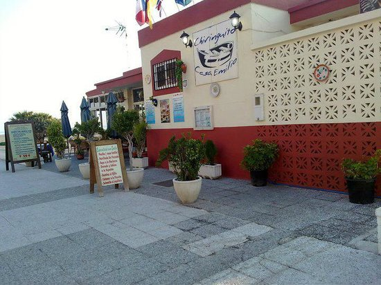 Salobrena, Espagne : Casa Emilio