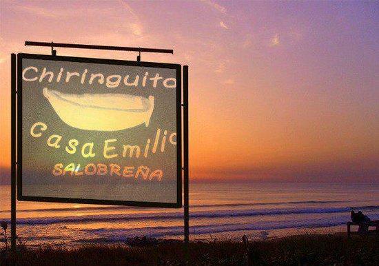 Salobrena, İspanya: Casa Emilio