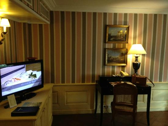 Hotel Le Saint Paul: room 12