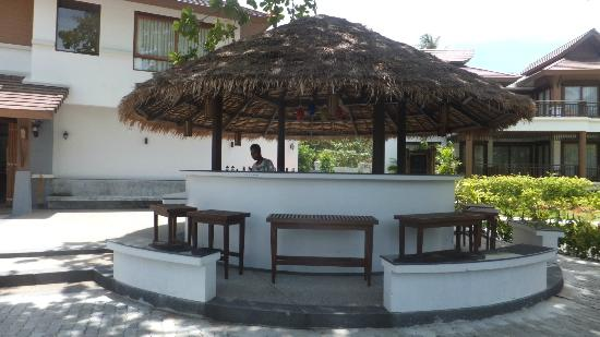 Maehaad Bay Resort: Hotel Beach Bar